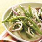 Gingered Green Bean Salad