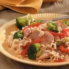 Broccoli Pork Stir-Fry