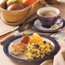 Veggie Egg Scramble