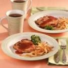 Simple Sweet 'n' Tangy Pork Chops