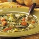 Spinach Vegetable Soup