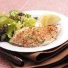 Crumb-Topped Sole