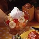 Fruit and Cream Dessert