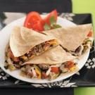 Chili Beef Quesadillas