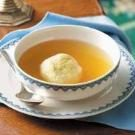 Flavorful Matzo Ball Soup