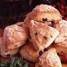 Cherry Cream Scones