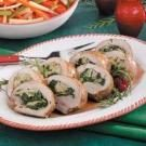 Spinach Pork Tenderloin