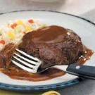 Salisbury Steak with Gravy