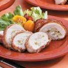 Bacon-Wrapped Chicken Spirals