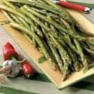 Spicy Asparagus Spears