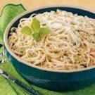 Ginger Garlic Linguine