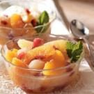 Slow-Cooked Hot Fruit Salad