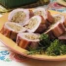 Tender Stuffed Pork Tenderloin