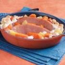 Sweet Potato Ham Casserole