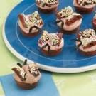 Pudding-Filled Butterfly Cupcakes