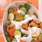 Vegetables in Dill Sauce