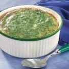Makeover Spinach Casserole