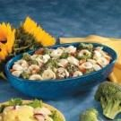 Broccoli and Cheese Tortellini Salad