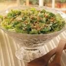 Sesame-Almond Romaine Salad