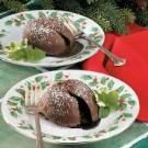 Makeover Molten Chocolate Cakes