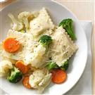 Cheese Ravioli with Veggies