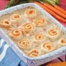 Chicken Pie in a Pan