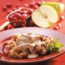 Winning Cran-Apple Crisp