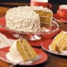 Maple Pumpkin Torte