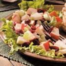 Honeyed Cranberry Waldorf Salad