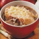Four-Onion Soup
