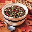Cranberry Wild Rice Salad