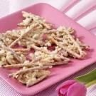 White Chocolate Pretzel Snack