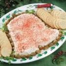 Jingle Bell Shrimp Spread