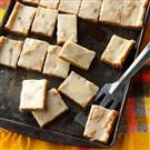 Honey Cinnamon Bars