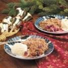 Cranberry-Pear Apple Crisp
