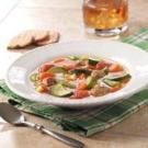 Turkey Meatball and Vegetable Soup
