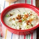 Potato Bacon Chowder