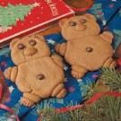 Gingerbread Teddies