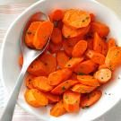 Chive Buttered Carrots