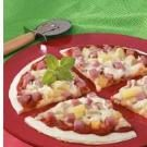 Cheese-Stuffed Hawaiian Pizza
