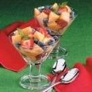 Fruit Salad Citrus Dressing
