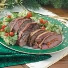 Stuffed Sirloin Roast