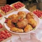 Raspberry Vinegar Pork Chops