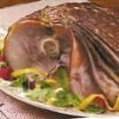 Honey-Glazed Spiral Ham