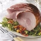 Apple Cider-Glazed Ham
