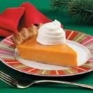 Lemony Sweet Potato Pie