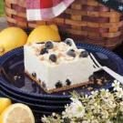 Lemon Chiffon Blueberry Dessert