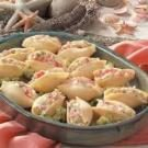 Crab-Salad Jumbo Shells
