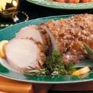 Orange-Pecan Pork Roast