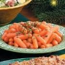 Honey Orange Glazed Carrots